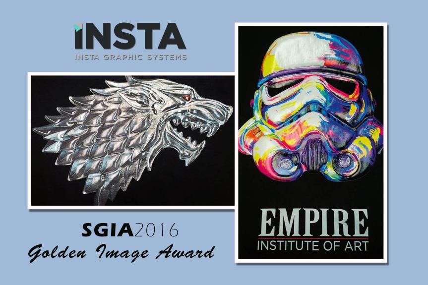 Insta's SGIA Golden Image AwardsEntries